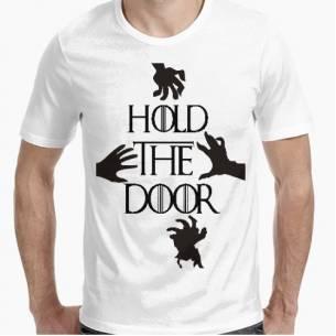 Camiseta Sosten la Puerta