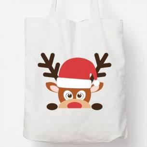 Navidad bolsa tote bag