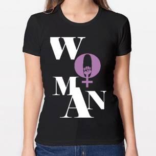 Camiseta WOMAN