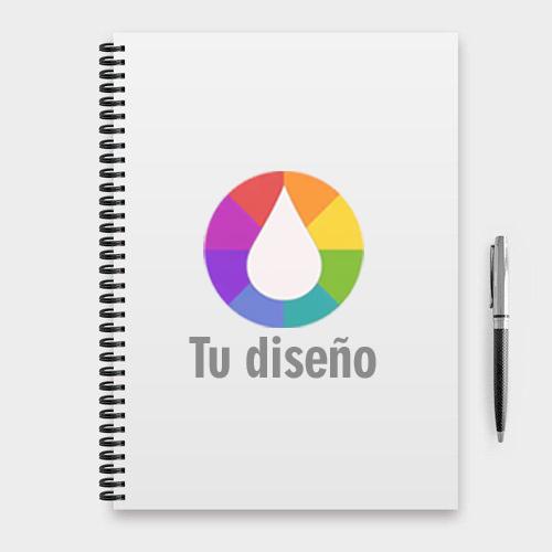 Cuaderno A4 Personalizado