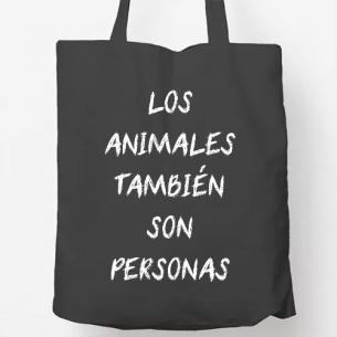 Los animales también son...