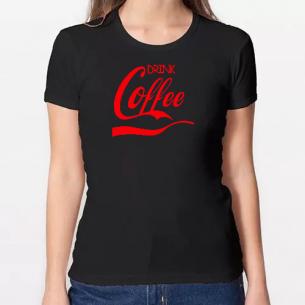 Camiseta de mujer Bebo Cafe