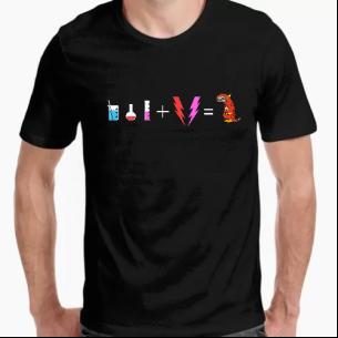 Camiseta Creando a un super Heroe