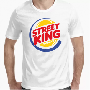 Camiseta Street King Burger