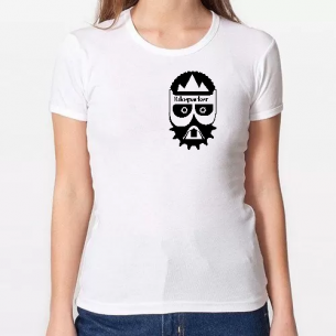 Camiseta MUJER BIKEPACKER 2021 monocolor