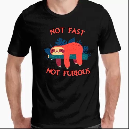 Not Fast Not Furious...