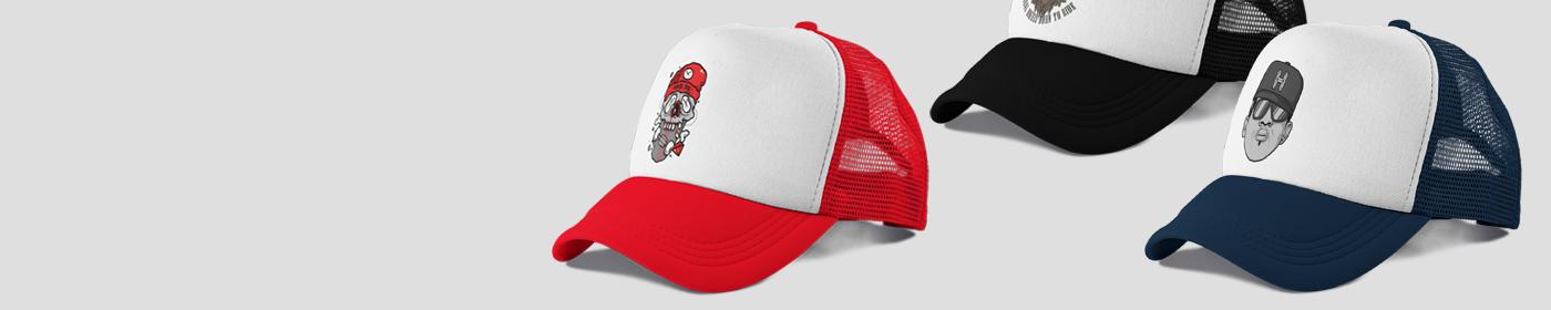Comprar gorras personalizadas, Comprar online gorras personalizadas