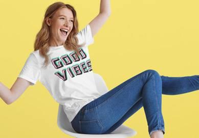 Las 35 mejores frases para estampar en camisetas
