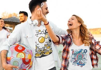 5 mejores ideas para camisetas de parejas