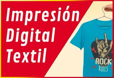 ¿Qué es la Impresión Digital Textil o  Serigrafía digital DTG?